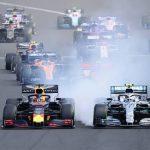 En directo: Hamilton en zona de DRS con Verstappen