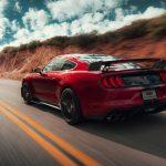 Ford Shelby Mustang GT500. Lo sentimos, no llegará a Europa