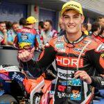 Jorge Navarro asume el rol de líder en Silverstone