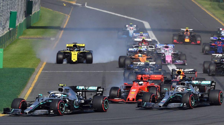 Gp F1 Calendario 2020.La F1 Publica El Calendario De 2020 Con Record De Carreras