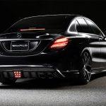 La última excentricidad de Wald International tiene como víctima el Mercedes-Benz Clase C