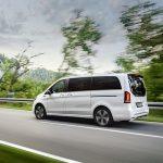 Mercedes-Benz EQV: esta nueva furgoneta eléctrica tiene 204 CV, 405 km de autonomía y hasta 8 plazas