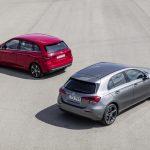 Nuevos Mercedes Clase A y Clase B con motorización híbrida enchufable
