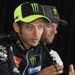 """Rossi: """"La pasada de Dovi ha recordado a la mía a Lorenzo"""""""