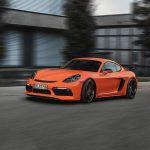 TechArt mejora los motores bóxer de los Porsche 718 Cayman y Boxster
