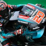 Triplete de Yamaha: Quartararo, Maverick y Morbidelli