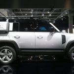 Así es el nuevo Land Rover Defender al natural: Un aspecto imponente y muy buena pinta