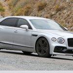 Bentley Flying Spur. El lujo al descubierto
