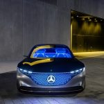 El Mercedes-Benz Vision EQS es el coche eléctrico de 470 CV que insinúa el futuro del Clase S