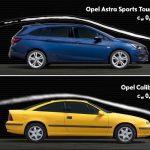El nuevo Opel Astra comparte coeficiente aerodinámico con el Calibra