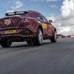 El primer SUV de Aston Martin ultima su periodo de pruebas: Aston Martin DBX