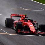 En directo: McLaren saca del garaje a Norris