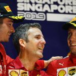 Ferrari justifica su estrategia y Vettel da un toque a Leclerc