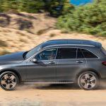Mercedes-Benz GLC 350e 4MATIC 2020: Llega el híbrido-enchufable con pegatina CERO