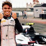 Nyck De Vries se proclama campeón de la Fórmula 2