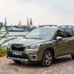 Por 32.450 euros el Subaru Forester híbrido es la alternativa al Toyota RAV4 que aún no te habías planteado