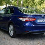 Primera prueba Toyota Camry 2.5 HSD Advance: Puro equilibrio