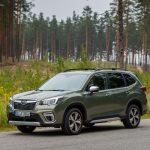 Subaru Forester híbrido a prueba, ¿es mejor el primer coche híbrido de Subaru que el Toyota RAV4 híbrido? [+217 fotos y vídeo]
