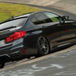 720 CV y 850 Nm de par para el BMW M5 Competition de AC Schnitzer
