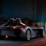 Así es el Kinetik 07: Chasis de Caterham y un motor eléctrico que auguran mucha diversión
