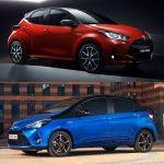 Comparación visual Toyota Yaris 2020: Juzga tú mismo cuánto ha cambiado el urbano