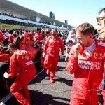 Dos equipos cuestionan la legalidad del motor Ferrari
