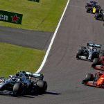 En directo: Leclerc llega a Sainz en su gran remontada