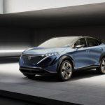 Este es el nuevo Nissan Ariya, el adelanto del próximo Nissan Qashqai