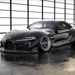 Este Toyota Supra StreetHunter de un 'youtuber' es digno de protagonizar 'Tokyo Race'