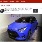 ¡Filtrado!: Así es el nuevo Toyota Yaris para Europa