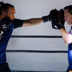Hamilton se prepara para la 'pelea' de México con Chávez