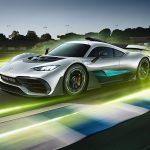 Mercedes-AMG Project One. Ya hay uno de segunda mano