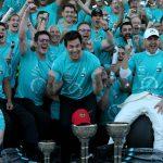 Mercedes gana su 6º Mundial de pilotos antes que Hamilton