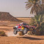 Novedades para el buggy X-raid MINI John Cooper Works de Sainz y Peterhansel en el Rally Dakar 2020