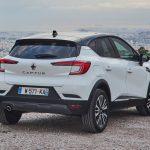 Nuevas imágenes del Renault Captur de segunda generación