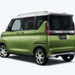 Nuevo Mitsubishi K-Wagon Concept