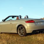 Prueba Audi TT Roadster 45 TFSI Quattro «20 Years»: Todo un capricho
