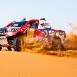 Resumen Rally de Marruecos día 3: Al Attiyah supera a Sainz