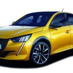 Todos los precios del renovado Peugeot 208