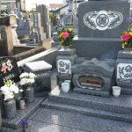 Visita al santuario y tumba de Shoya Tomizawa
