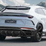 Dieta rica en fibra de carbono para el último Lamborghini Urus de Mansory