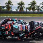 Dominio Yamaha con Quartararo bajando el récord ya en el FP1