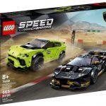 El Nissan GT-R llega a Lego y lo hace junto al Lamborghini Urus y al Ferrari F8 Tributo