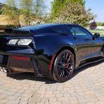 Este es el último Chevrolet Corvette con motor delantero, y se ha vendido por 2,7 millones de dólares