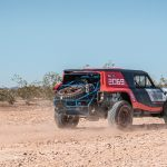 Ford Bronco R Prototype: La bestia de Ford Performance es un anticipo del Ford Bronco 2020