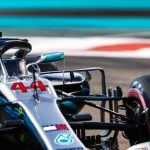 Hamilton reina en Abu Dhabi y nueva pifia de Ferrari con Leclerc