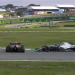 Hamilton sancionado y Sainz podio... bajo investigación