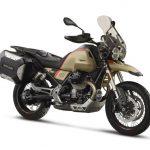 La Moto Guzzi V85 TT se convierte en una moto aún más rutera, una moto para viajar con un precio competitivo y una estética original