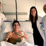 """La operación de Márquez, """"menos agresiva que la del otro hombro"""""""