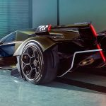 Lamborghini V12Vision Gran Turismo Concept: Dice ser el mejor deportivo virtual de la historia
